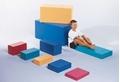 Picture of Cuscini rettangolari per riabilitazione e corretta postura FORMA RETTANGOLARE cm 80x40x40h chinesport 09820