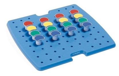 Immagine di Moduli ausili per riabilitazione della mano MAGNETIC GAMES GRANDE AR10030