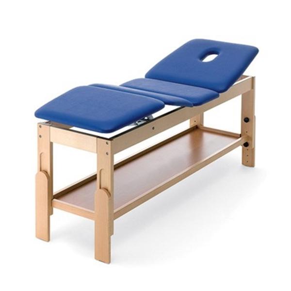 Picture of Lettini da esami e trattamenti in legno a quattro VOJTA - Chinesport