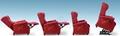 Picture of Poltrone a due motori elevabile elettricamente SALLY 2EL - Chinesport 01834
