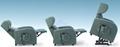 Picture of Poltrone a due motori elevabile elettricamente PETRA 2EL - Chinesport 01832