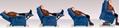 Picture of Poltrone a due motori elevabile elettricamente poggiagambe FANNY 2EL - Chinesport 01230