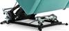 Picture of Poltrone a due motori elevabile elettricamente con ruote o senza LUCY - Chinesport