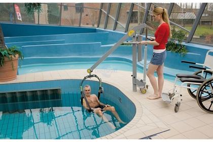 Immagine di Sollevatori per piscine mobile HANDI SWIM 01158