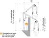 Picture of Sollevatori elettrico per piscina LIFTPOOLSEAT E MAXI - Chinesport 14240