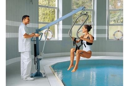 Immagine di Sollevatori elettrico per piscina LIFTPOOL E MAXI - Chinesport 14230