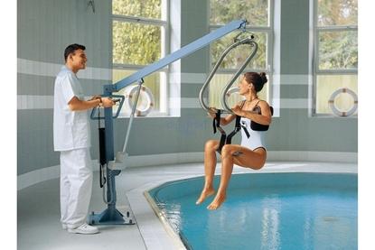 Immagine di Sollevatori elettrico per piscina LIFTPOOL E - Chinesport 14190