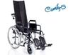 Picture of Carrozzina pieghevole ad autospinta - Schienale reclinabile - seduta da 40cm a 46cm- COMFY-S - ARDEA CP800-xx