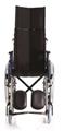 Picture of Carrozzina pieghevole ad autospinta - Schienale reclinabile - seduta da 40cm a 46cm- COMFY-Go- ARDEA CP805-xx