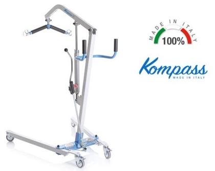 Immagine di Sollevamalati idraulico KOMPASS 135/150KG -Mopedia RI80x