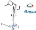 Picture of Sollevamalati Elettrico - con Attuatore KOMPASS TIMOTION - Portata massima 135/150/180kg - MOPEDIA - cod. RI8xx