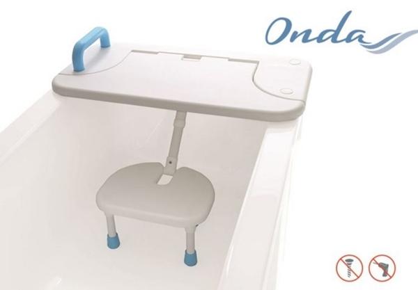Picture of Sedie per la vasca da bagno polietilene - Mopedia Cod. RS705