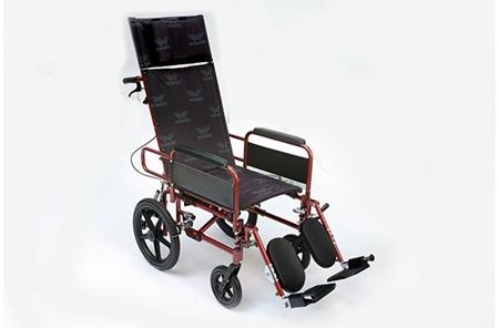 Immagine per la categoria Noleggio Carrozzine con schienale reclinabile