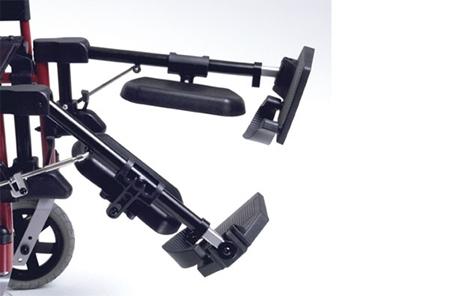 Immagine per la categoria Accessori carrozzine / Sedie a rotelle