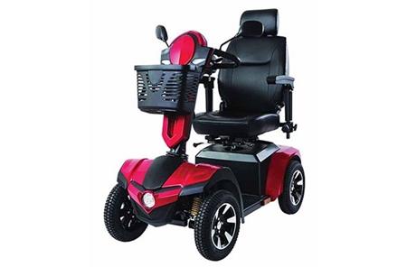 Immagine per la categoria Scooters elettrici disabili e anziani
