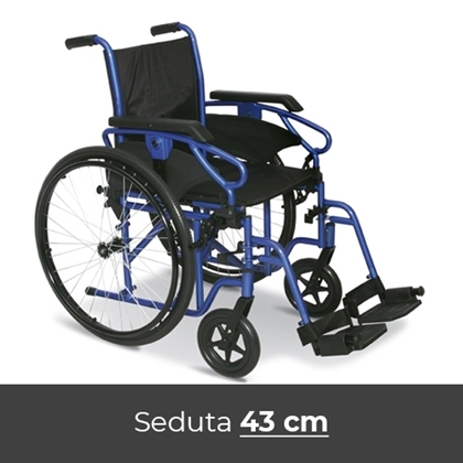 Noleggio carrozzina disabili, anziani e per infortuni